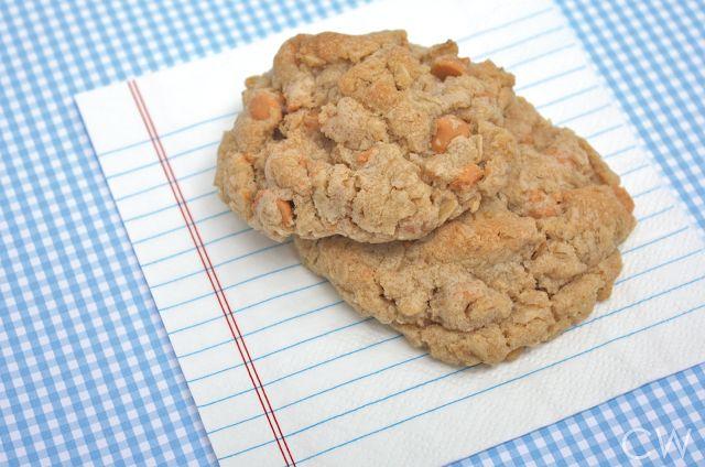 Oatmeal Butterscotch Cookies | foods | Pinterest