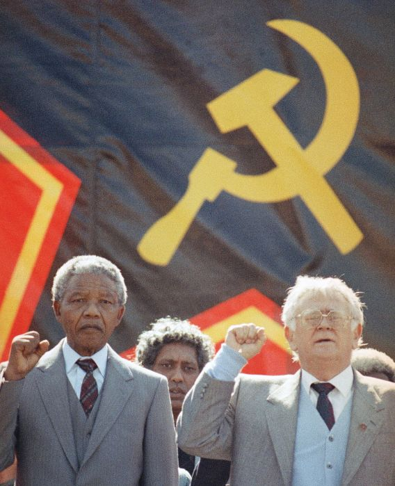 Mandela steadfastly denied, time after time over the decades, his ...