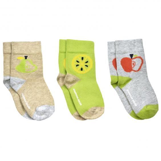 Jonathan Adler infant socks.