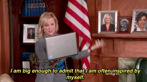 Funny Love Quotes Parks And Recreation : Community Post: 17 Reasons Leslie Knope Is The Best Feminist Role Mod ...