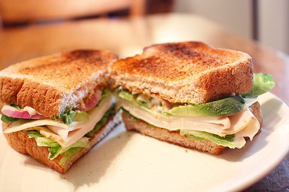 spicy avocado and chicken sandwich | eat | Pinterest