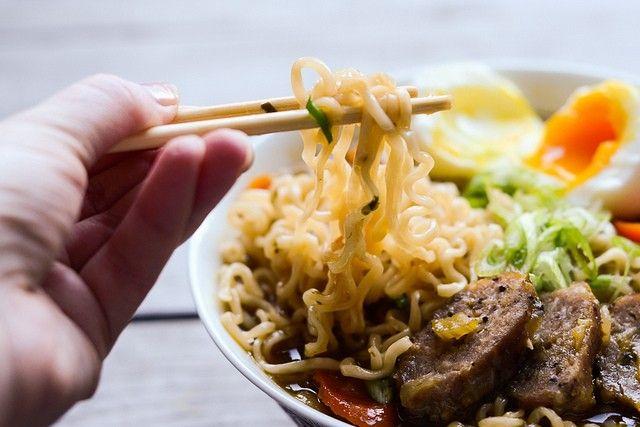 noodle recipes sodium ramen low Ramen Soup Recipe  Noodle