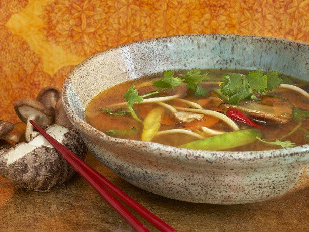 Hot and Sour Soup from 'Stewed' | Recipe