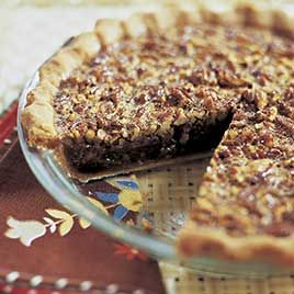 old fashioned pecan pie | Recipes---Pie | Pinterest