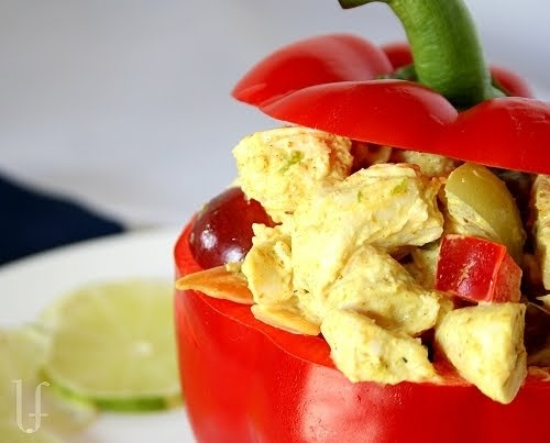Turkey curry salad | Recipes for My New Life Changes ... | Pinterest