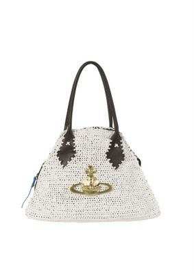 Crochet Designer Bags : Designer #Crochet Bag: Vivienne Westwood Designer Crochet Pintere ...