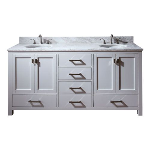 72 inch vanity only in white finish avanity vanities bathroom vanities