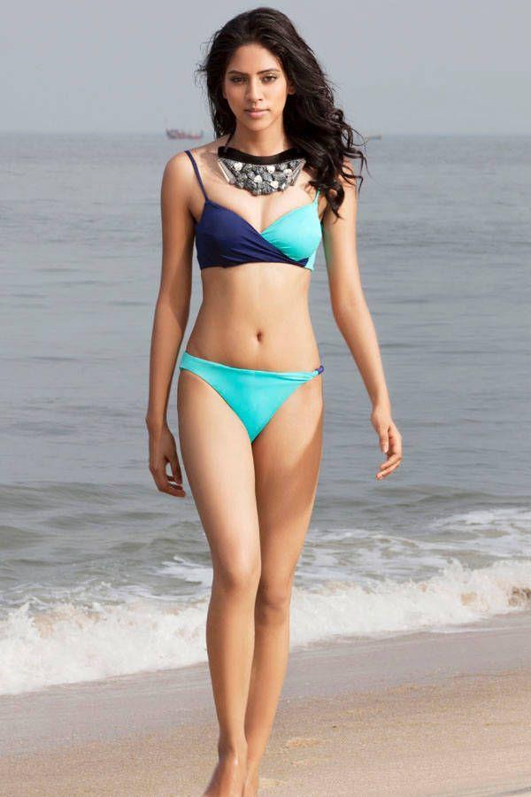 miss india 2012 contestant karuna dogra seen above in sexy bikini