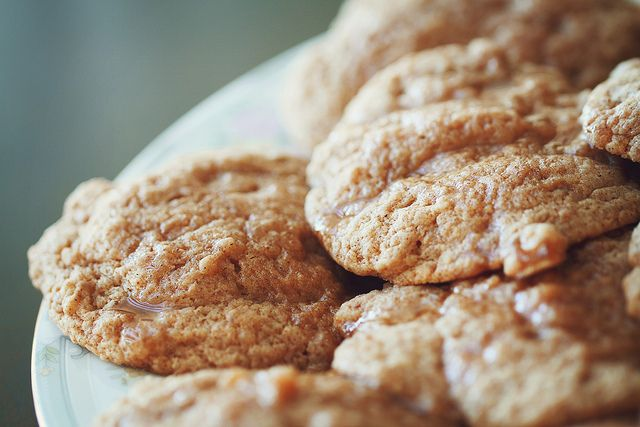 Glazed Apple Cider Cookies @Dawn Klein. Calls for a whole cup of cider ...
