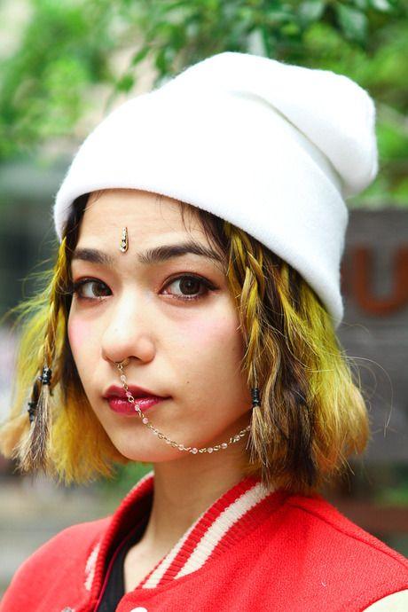 日本ブログ cool nose ring