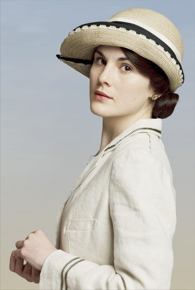 Lady Mary of Downton Abbey