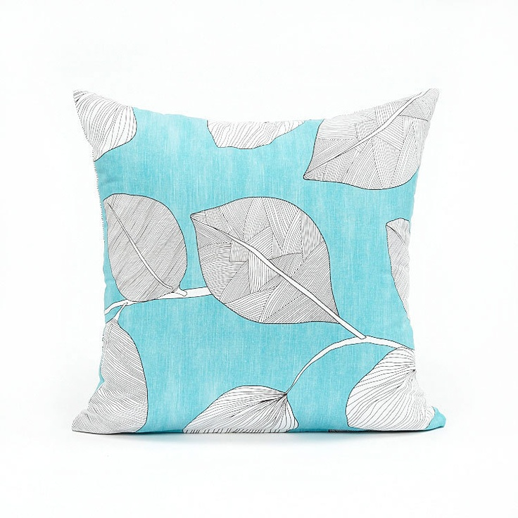 White Throw Pillows Etsy : 20