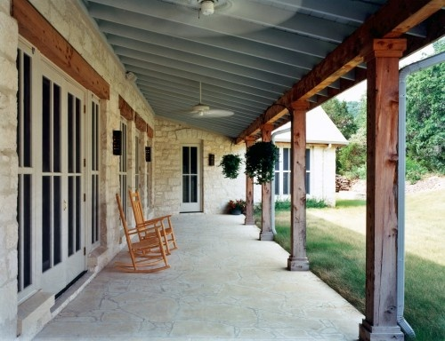 Columns Posts For Front Porch House Pinterest
