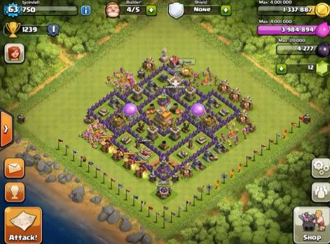 Clash of Clans | Top