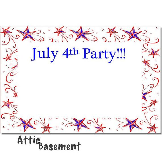 fourth of july email