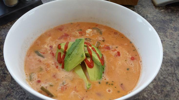 Coconut Shrimp Soup | That's a Crock... | Pinterest