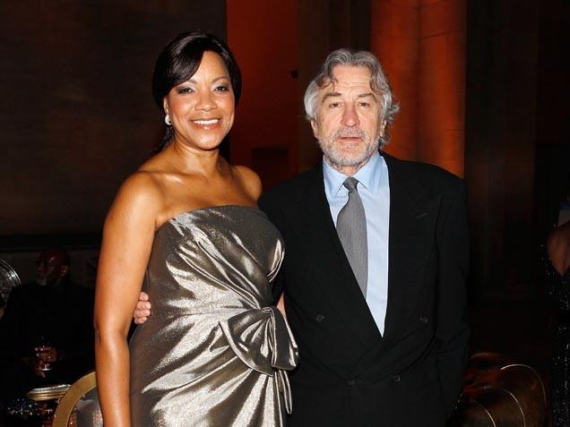 Robert De Niro & Grace Hightower Arrival Date: December 2011 It's...a...