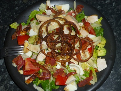 Classic Cobb Salad | Mutherfudger | Pinterest