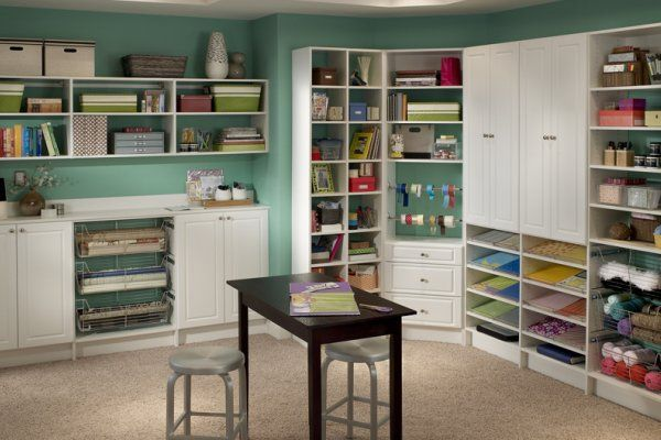 ClosetMaid Craft Room 600 x 400