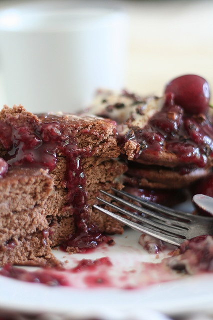 Black Forest Pancakes | Recipe