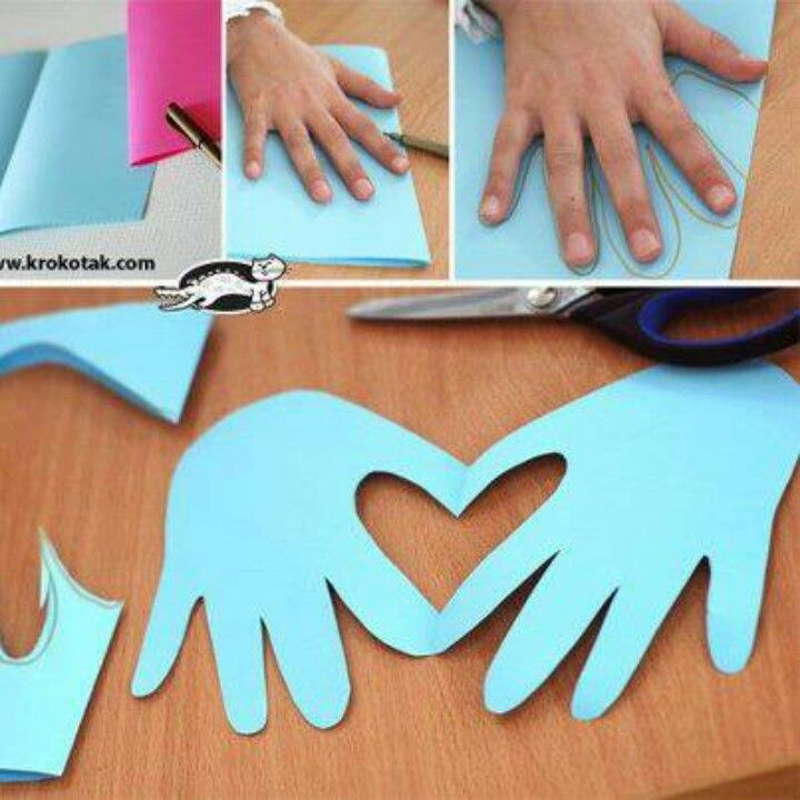 Great for open when letters inspiration diy pinterest for Crafts with hands