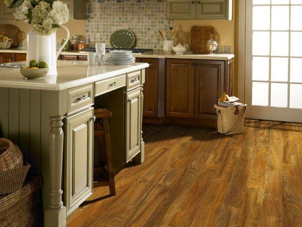7 Best Types Of Flooring For Kitchen Diy Pinterest