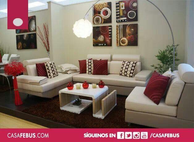 Show room casa febus ideas para el hogar pinterest for Decoracion hogar santiago