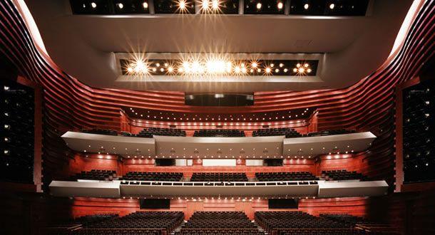 北九州芸術劇場 (福岡県 北九州市小倉北区) - …