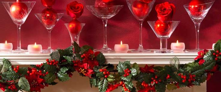 Indoor Christmas Decorating Ideas | Holidays ~ Christmas | Pinterest