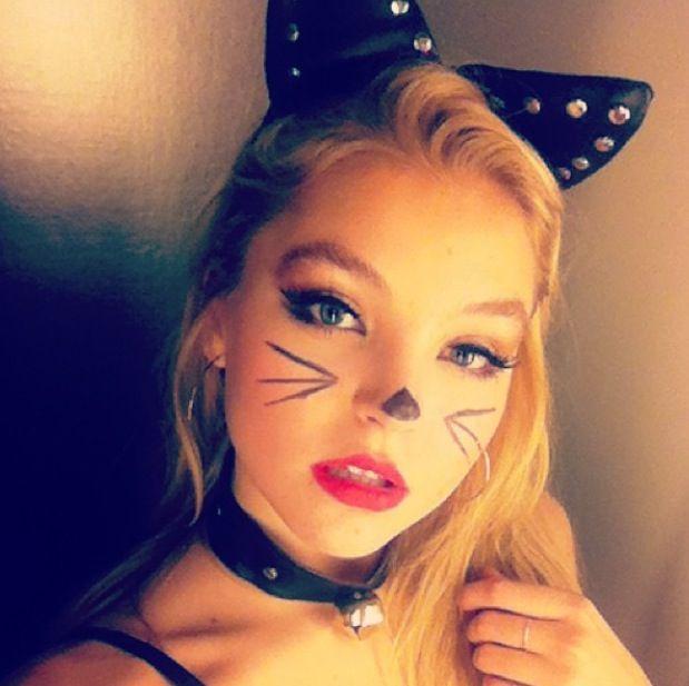 Sexy Cat Girl Bilder