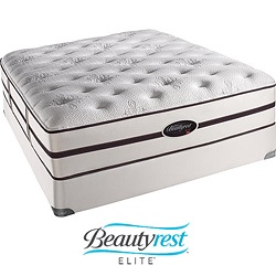 Beautyrest Elite Plato Plush Firm King Size Mattress Set Bed Mattress Sale