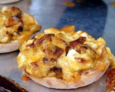 Make-Ahead Muffin Melts. | Breakfast | Pinterest