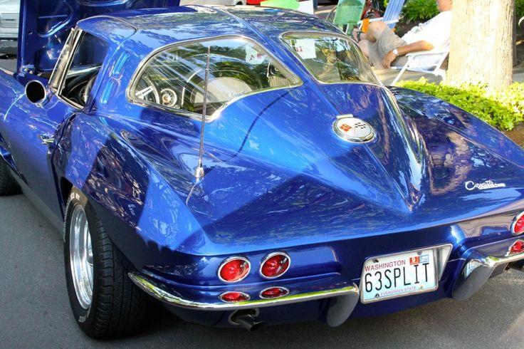 39 63 split window corvette cars pinterest for Corvette split window 63