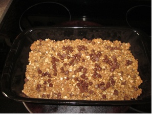 Playgroup granola bars | Desserts I Want to Make | Pinterest