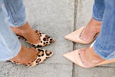 Leopard vs nude