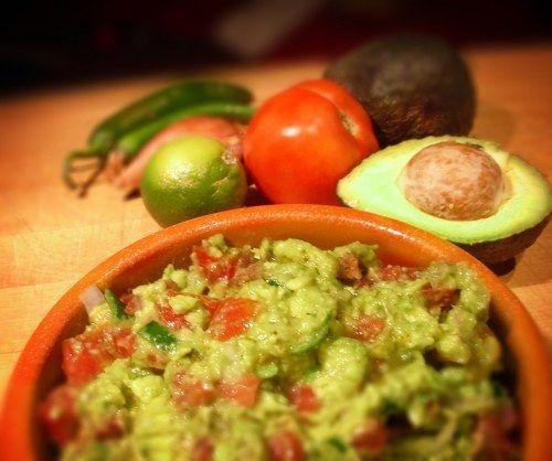 Classic Guacamole dip recipe | Yummy in my tummy | Pinterest
