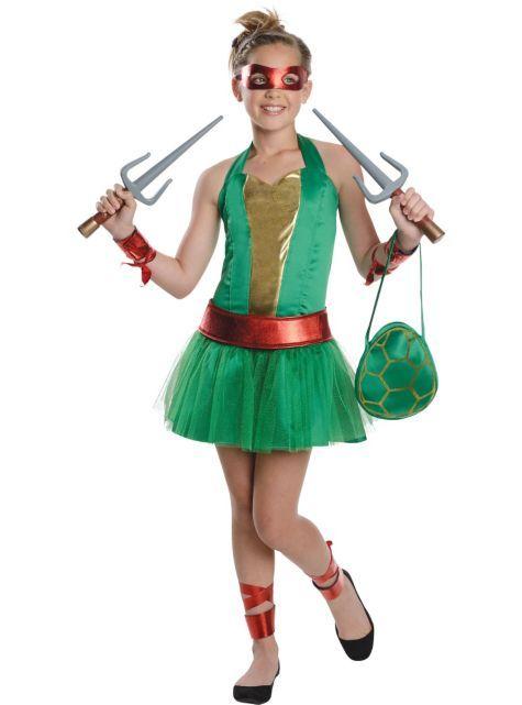 Teenage mutant ninja turtles costume for teen girls - photo#7
