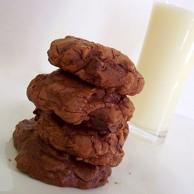 Chunk Cookies (a.k.a. The Greatest Chocolate Cookies on Earth