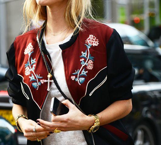 love the Isabel Marant jacket