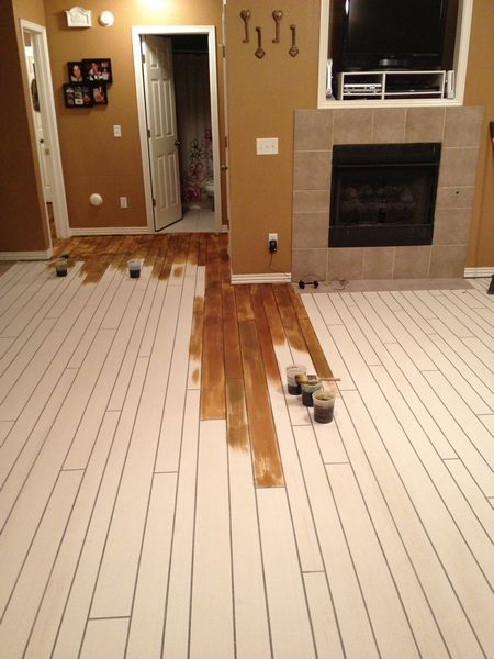 Concrete Wood Flooring For The Home Pinterest