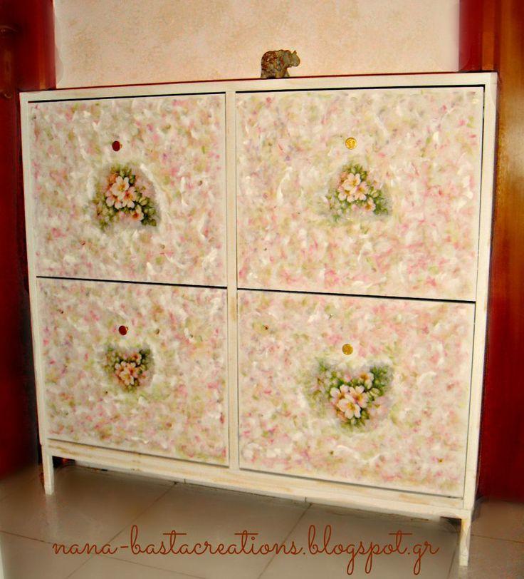 Decoupage Wood Furniture Decoupage on Wood Furniture