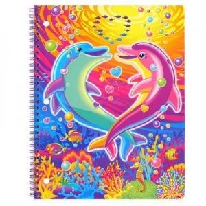 Dolphin Spiral Notebook
