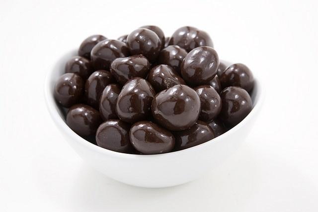 Dark Chocolate Covered Cherries | Global Sweet Tooth | Pinterest