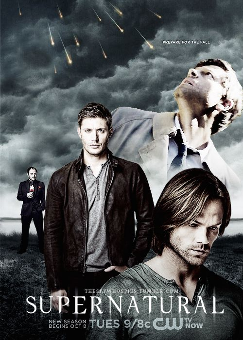 Supernatural Season 9 Promo Poster | www.imgkid.com - The ...
