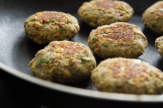 Falafel with a Twist-spin on traditional falafel. It's packed with ...