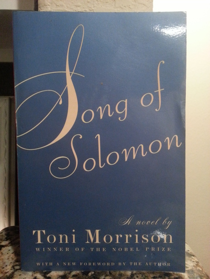 a literary analysis of milkman dead in song of solomon by toni morrison Song of solomon toni morrison character analysis macon milkman dead is a brief quotation from a renowned literary source however, in song of solomon.