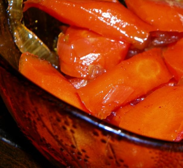 Honey-Ginger Glazed Carrots from Food.com: From Woman's World Magazine ...