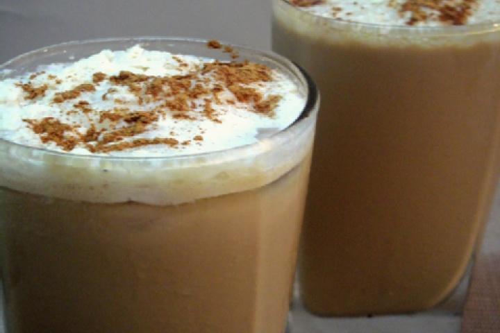 Dulce De Leche Coffee Shake | Hearty Meat Dishes | Pinterest