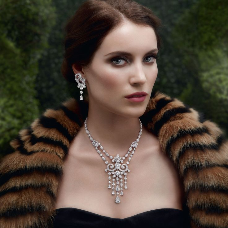 Graff diamonds ... Rachel Blocher