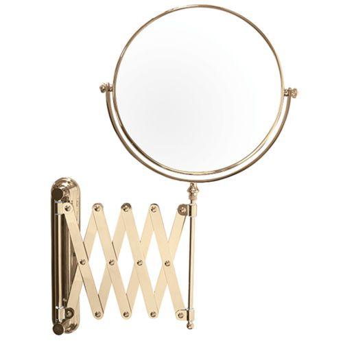 Bathroom vanity 54 ebay - Ex Large Gold Extending 6x Magnifying Vanity Make Up